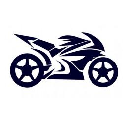 Samolepka na auto-motockly