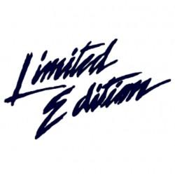Samolepka na auto- Limitovaná edice- Limited Edition