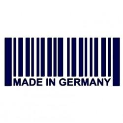 Samolepka na auto - Made in Germany