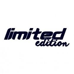 Samolepka na auto - Limitovaná edice - Limited Edition 01